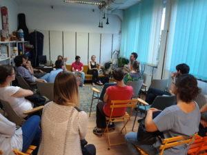 Ogled alternativnih ekonomij v Ljubljani (Mednarodna poletna šola politične ekologije)