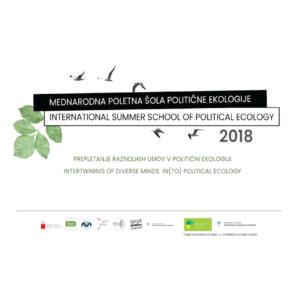 Mednarodna poletna šola politične ekologije v Ljubljani